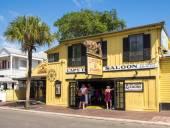 Kaptan Tonys salon Key West — Stok fotoğraf
