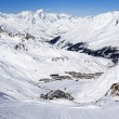 Tignes, alps, France — Stock Photo #66124765