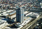 BMW Headquarter in Munchen — 图库照片