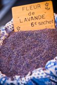 Dry lavender heap  — Stock Photo