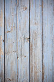 Blue wooden planks surface background — Stock Photo