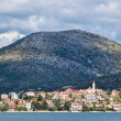 Croatian coastline view from the sea — Stock Photo #54840093