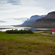 East Iceland Nature Fjord Landscape — Stock Photo #57584127
