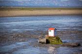 Icelandic river Jokulsa a Fjollum — Stock Photo