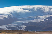 Vatnajokull Glacier National Park, Iceland — Stock Photo