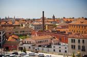 Venice cityscape from above — Stock Photo
