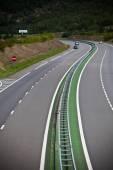 Autostrady przez francję — Zdjęcie stockowe