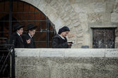 Young boys in the Old City of Jerusalem — Stock Photo