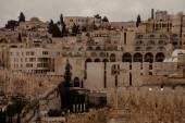 Jerusalem Old City — Стоковое фото