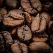 烤的咖啡豆 — 图库照片
