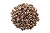 Group of coffee beans — Stock Photo