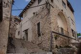 Streets of  old Nazareth — Stock Photo