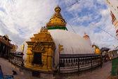 Swayambhunath Stupa, Kathmandu — Stock Photo