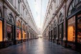 Royal Galleries of Saint-Hubert — Stock Photo