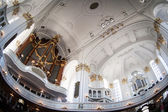 St.Michael's church in Hamburg — Stock Photo