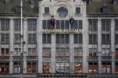 Madame Tussaud wax museum — Stock Photo