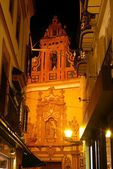 Sevilla in the Night — Photo