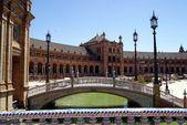 Plaza de Espana — Stockfoto