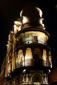 Sevilla by Night — Stock Photo