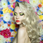 美丽的金发 — 图库照片 #56333283