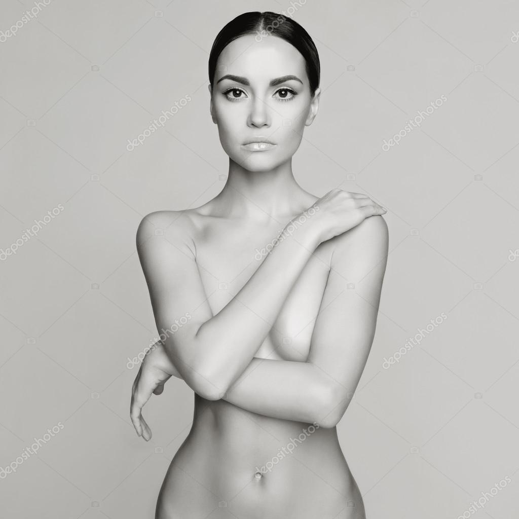 Элегантная голая фото 9 фотография