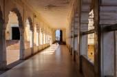 A Corridore inside Mehrangarh fort, Jodhpur — Stock Photo