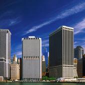 Manhattan. — Foto de Stock