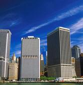 Манхэттен. — Стоковое фото