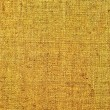 Natural textured grunge burlap sackcloth hessian sack texture, beige yellow brown grungy vintage country sacking canvas, large detailed macro background closeup — Stock Photo #54005983