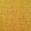 Natural textured vertical grunge burlap sackcloth hessian sack texture, beige yellow brown grungy vintage country sacking canvas, large detailed macro background closeup — Stock Photo #54005999