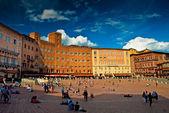View on  Siena, Italy — Stock Photo