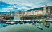 Harbour of Castro Urdiales — Stock Photo
