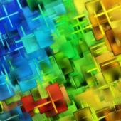 Abstract joyful art background — Photo