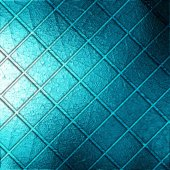 Grid pattern background in blue tones — Stock Photo