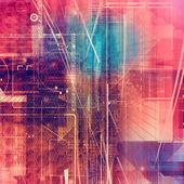 Modern digital background — Stock Photo