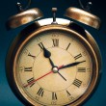 Retro alarm clock — Stock Photo #56645173
