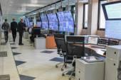 Control Room — Stock Photo