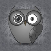 Illustration of a owl — Stock Photo