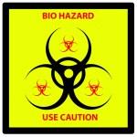Bio hazard sign — Stock Photo #56174115