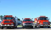 Fire Trucks — Stock Photo