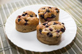 Home-made cupcakes — Stock Photo
