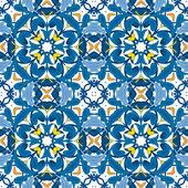 Portuguese tiles — Stock Vector