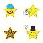 Little stars — Stock Vector #56214549