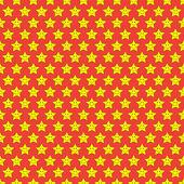 Little stars pattern — Vector de stock