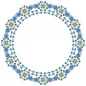 Círculo decorativo — Vector de stock