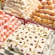 Turkish delights sweets — Stock Photo #63057209