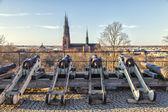 Uppsala — Foto Stock