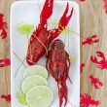 Crayfish party — Stock Photo #78808850