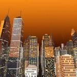 Big City — Stock Photo #60347763