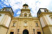 Famous castle in Keszthely — Stock Photo